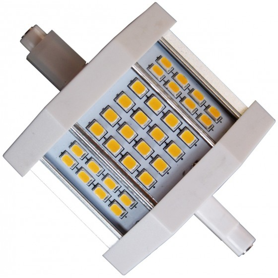8w led leuchtmittel 780 lumen dimmbar r7s 78mm warm wei 3000k. Black Bedroom Furniture Sets. Home Design Ideas